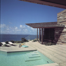 Judge Anderson Residence - Private Residence, Palos Verdes, California, 1963
