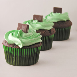 Lime Soda Cupcakes!!