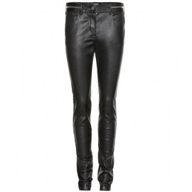 GIVENCHY - Leather trousers