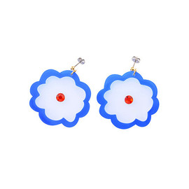 TSUMORI CHISATO - DAISY EARRINGS