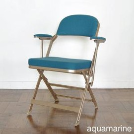 Clarins - FOLDING CHAIR WITH ARM