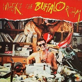 Various Artists - Where The Buffalo Roam (The Original Movie Soundtrack)