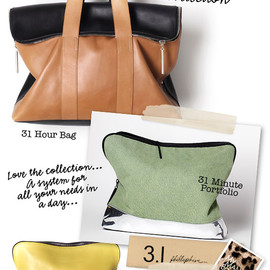 3.1 Phillip Lim - 3.1 Phillip Lim Spring 2012 '31 Hour' Accessories