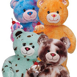 build a bear workshop - Baskin Robbins Bears