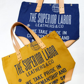 THE SUPERIOR LABOR - BBW market bag TSL