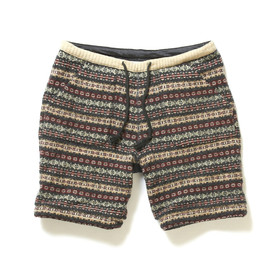 White Mountaineering - Wool Shorts