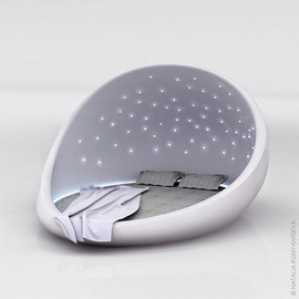 Industrial designer Natalia Rumyantseva - The Cosmos Bed