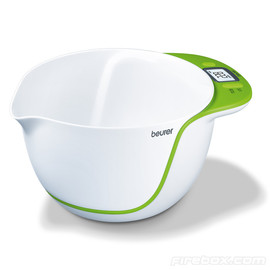 beurer - Digital Mixing Bowl & Kitchen Scale