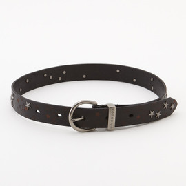 Rodeo crowns - 【RodeoCrowns】STAR NIGHT STUDS BELT