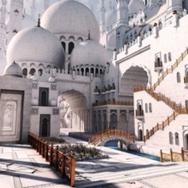 Pakistan - beautiful architecture