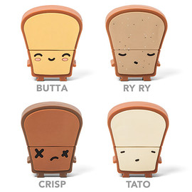 Toast Flash Drives