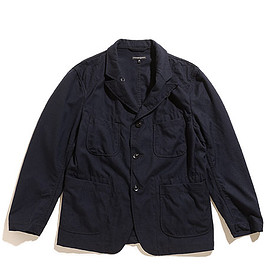 ENGINEERED GARMENTS - Bedford Jacket-Uniform Serge-Dk.Navy