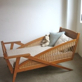 Child bed.