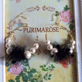 PURIMAROSE - Black Swan pierce