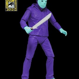 NECA - NECA's FRIDAY THE 13th JASON Comic-Con Exclusive
