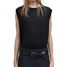 Acne - Bye Tencel Black