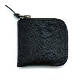 bal - BAL/PORTER®/Thin Leather Wallet Coin Case (black)