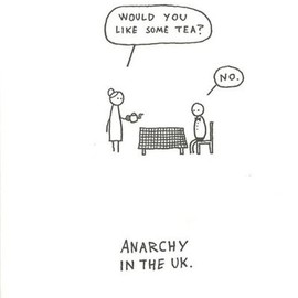 N/A - Anarchy in the UK