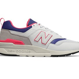 New Balance - 997H - White/Laser Blue