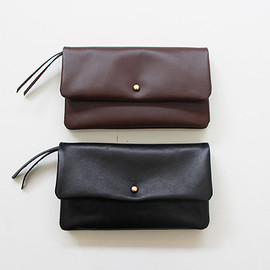 Alice Park - Single Flap Wallet