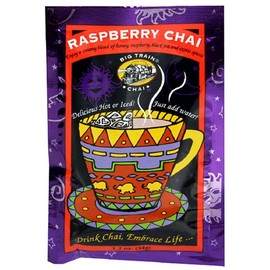 BIG TRAIN - Raspberry Chai