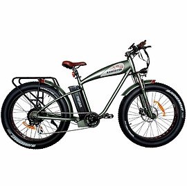 Add Motor - MOTAN M-5500 1250W Hunting Electric Bike Flying Tiger
