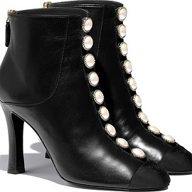 CHANEL - Pearl Boots(SS2021)