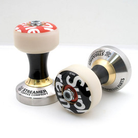 Streamer Supreme  - Skateboard Wheel Tampers