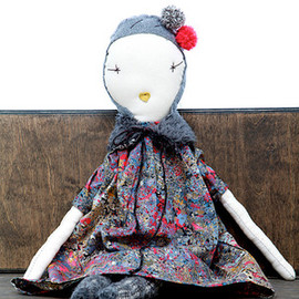 jess brown - jess brown rag doll
