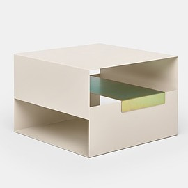 Atelier Naerebout - Axe Coffee Table by Atelier Naerebout