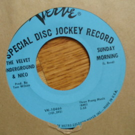 The Velvet Underground - Sunday Morning DJ 45rpm