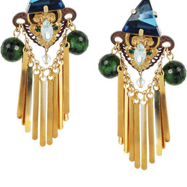 ERICKSON BEAMON - bijou earrings
