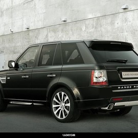 Land Rover - Range Rover Sports Super Charged HST