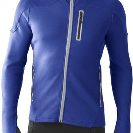 Smartwool - Men's TML Mid Full Zip Hoody - Thermals + Baselayers
