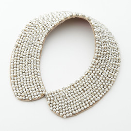 ECODECO, bpr BEAMS - Beaded Collar