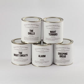 Hoxton Street Monster Supplies - Range of Children's Tinned Fear