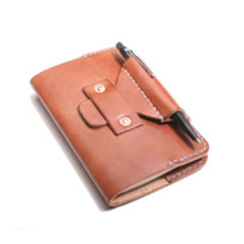 TRUMAN HANDCRAFTED - Image of Journal Cover | Chestnut