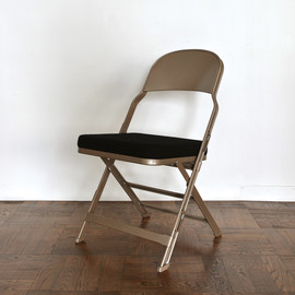 CLARIN - STEEL BACK FOLDING CHAIR