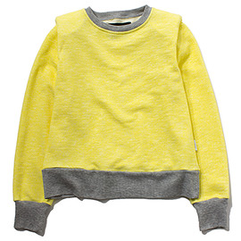 STUSSY WOMEN - Shoulder York Crew