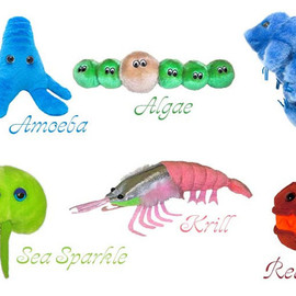 Giantmicrobes - Aquatics