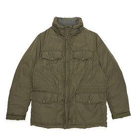 THE NORTH FACE PURPLE LABEL - Mountain Down Jacket-Khaki