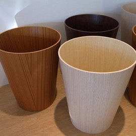 SAITO WOOD - ayous (teak grain)