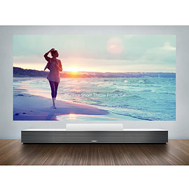 Sony - 4K Ultra Short Throw Projector