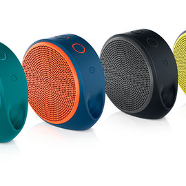 Logicool - X100 Wireless Speaker