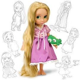 Disney - Disney Disney Animators' Collection Rapunzel Doll