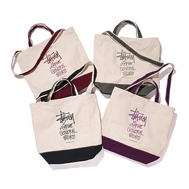 STUSSY Livin' GENERAL STORE - GS 2 Way Tote Bag