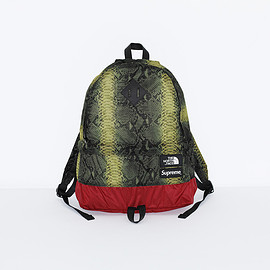 Supreme, THE NORTH FACE - Snakeskin Lightweight Day Pack