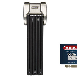 ABUS - Bordo Centium 6010 Folddable Locks