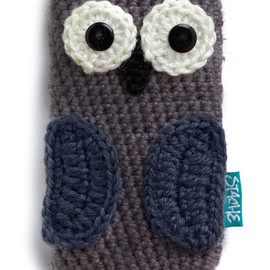 ModCloth - At Your Beak and Call Media Case in Owl