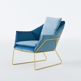 SERGIO BICEGO FOR SABA ITALIA - NEW YORK CHAIR